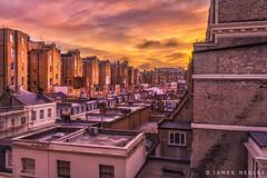 Petersham Sunrise (James Neeley) Tags: london petershammews sunrise jamesneeley
