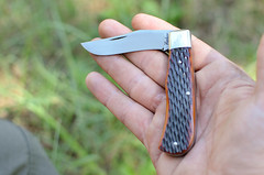 pocket knife (jnfisherknives) Tags: joshfishercustomknives pocketknife knife handmade
