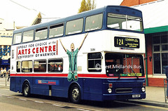 3086 (WT) F86 XOF (WMT2944) Tags: 3086 f86 xof mcw metrobus mk2a west midlands travel