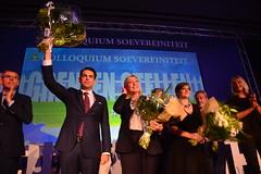 DSC_8385 (1) (Vlaams.Belang) Tags: vlaams belang tom van grieken politiek vlaanderen partij marina le pen parlement front national