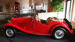 1953 MG TD Roadster 1 (Jack Snell - Thanks for over 26 Million Views) Tags: old wallpaper classic wall museum vintage paper antique automotive historic mg oldtimer blackhawk veteran 1953 roadster td jacksnell707 jacksnell 4lcj081