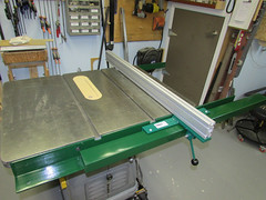 Brad Herr Table Saw with VerySuperCool Tools Fence System 03