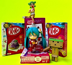 « Sweet Potato!!! » (Damien Saint-é) Tags: toy japanese amazon vinyl stormtrooper pepsi fireball yotsuba danbo drossel matoi calbee ryuko revoltech legomovie nendoroid danboard figma killlakill ryukomatoi