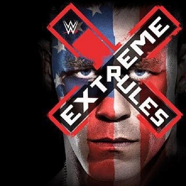 WWE Extreme Rules #www #wwenetwork #extremerules #wrestling #television #tv #ppv #love #promotions #mediamanint #mediaman #wrestlingnewsmedia