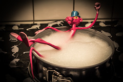 I form! (MagnusBengtsson) Tags: pink bath bad rosa form panther skum pantern skumbad fotosondag fs150412