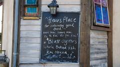 The place to be for great fish : Fleurs Place in Moeraki (dirk huijssoon) Tags: newzealand aotearoa landofthelongwhitecloud campertour