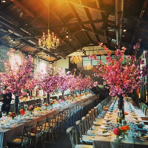 #gorgeous #wedding #beautifulwedding #centerpiece #brooklyn #greenbuilding