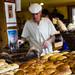 Ferme-boulangerie La Grande Suardière, La Perrière, parc du Perche, Orne, Basse-Normandie, France.