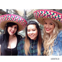 Happy Cinco de Mayo mi amigos! La Casita Gastown in Vancouver BC (La Casita Gastown) Tags: canada amigos vancouver dinner lunch bc events parties mexicanfood mexican lolita taco gastown senor cincodemayo mexicanrestaurant senorita gringos chola cholo birthdayparties latedinner freeeventspace lacasitagastown freepartyspace freebirthdaymeals jesstischer