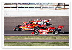 Red Tide (bogray) Tags: classic car racecar vintage historic restored preserved ims brickyard indianapolismotorspeedway turn1 paradelap 3wide legendsday