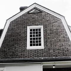 window (Eric.Ray) Tags: white black digital canon outdoors virginia williamsburg