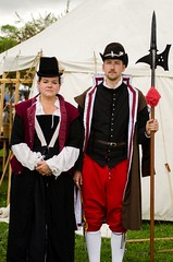 English Gothic? (Pahz) Tags: fun historical renfaire costuming reenactment renfest garb historicalreenactment janesvillerenaissancefaire pattysmithbrf