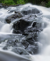Rutajoki (laurilehtophotography) Tags: stream flow river fall stone rocks wet water forest longexposure haida neutraldensity filter nd nikon d3100 1755mm f28g nikkor nikonphotography nature naturephotography amazing