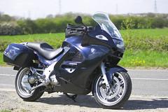 10 BMW K1200GT