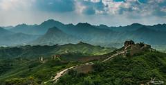Greatwall of China (Val Guid'Hall) Tags: china greatwall jinshanling gubeikou asia war qing wall block army