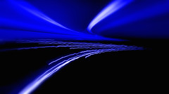 """Event Horizon"" (-Mark Bean-) Tags: world trip travel blue fiction light moon black club trek out lite flow grid this star other energy stream hole time space horizon trails tunnel science beam event stellar journey planet scifi electricity laser fi wars outer worm terminator trippy tron universe cosmos sci lazer strobe cycles galactic sy interstellar fy syfy"