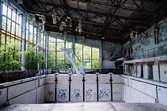 """""""Azure"""" Pripyat Pool"""