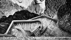Outdoor Stairway (dr_scholz@ymail.com) Tags: meteora greece centralgreece stairway stone steps old tourism historic monestary leicam9 superelmarm21mmasph superelmarm21mmasphf34