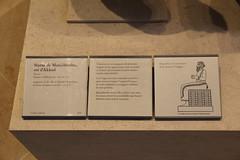 Statue of Manishtushu, King of Akkad, c. 2270 BC (Gary Lee Todd, Ph.D.) Tags: france louvre paris ancient neareast