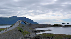 The Spectacular Atlantic Road at the WestCoast of Norway (JRJ.) Tags: norway norge atlanterhavnsveien atlantic road spectacular nature bridges coast landscape