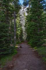 String Lake Trail Path (Plain Adventure) Tags: mountains wyoming grandtetonnationalpark