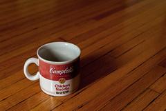 DSC_3954 (Michael Daum) Tags: coffee d200 campbells andywarhol wood 1870mmf3545g
