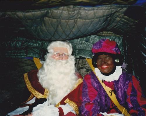 199611 Intocht Sint met Doe een Wens kl