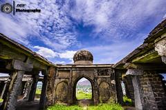 Krishnagiri Fort, Gingee, India (rvk82) Tags: 2016 august2016 gingee gingeefort history india krishnagirifort nikkor1424mm nikon nikond810 photography rvk rvkphotography raghukumarphotography southindia tamilnadu wideangle wideangleimages in architecture ruins rvkphotographycom rvkonlinecom