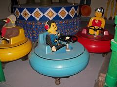 OH Bellaire - Toy & Plastic Brick Museum 140 (scottamus) Tags: bellaire ohio belmontcounty toyplasticbruckmuseum roadsideattraction sculpture statue display exhibit lego