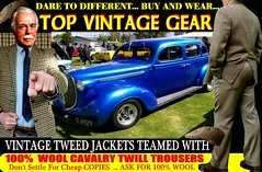 Vintage Top Gear Cars  retro Part 2 .8 (80s Muslc Rocks) Tags: tie tweed tweedjacketphotos tweedjacket tweeds trousers twill classic canon clothing christchurch car cars coat cavalry cavalrytwill carshow cavalrytwilltrousersmadefrom100wool cavalrytwilltrousers dunedin driving vintage vehicle vintagemetal vehicles veteran veterans vintagecar oldschool old retro rotorua race rally auckland wellington hastings hamilton houndstooth houndstoothjacket harris blazer blokes gentleman guys invercargill iconic nz newzealand nelson napier northisland 1980s 1970s camera fashion outdoor countrytweed 100wool menswear mens man wearingtweedjacket