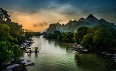 Guilin China (sousapp) Tags: china guilin ratcliff stuckincustomscom trey treyratcliff