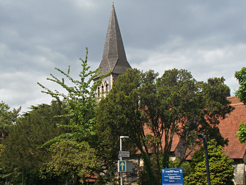 St Nicholas Church, SUTTON, Surrey, Greater London