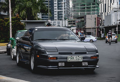 Nissan 240SX (S13) (Justin Young Photography) Tags: pignose cars manila philippines legendsofthe90s nissan 240sx s13 rps13 kaminari