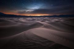 Night Moves (Ryan_Buchanan) Tags: death valley sand dunes night stars exposurescape buchanan ryan