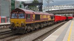 66150. (PRA Images) Tags: class66 66150 dbs dbschenkeruk 6z90 stafford locomotive diesellocomotive railfreight railways