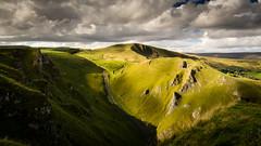 Mam Tor (derekgordon1) Tags: nikon sigma1020 mamtor winnatspass peakdistrct derbyshire mountain sky cloud light shade rocks bleak harsh landscape