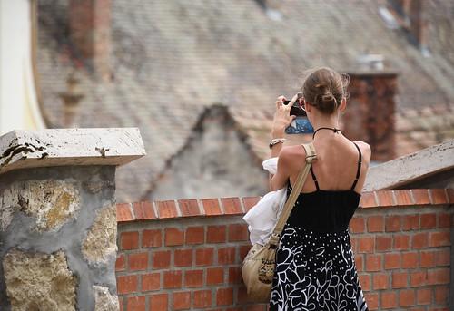 Photographing Szentendre