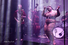 Sister Cookie meets Mambo Jambo (ivylot_) Tags: rock 50s 60s instrumental vocal rb soul rockandroll blues swing msica music salaupload livemusic concierto concert festival gambeat gambeatweekend