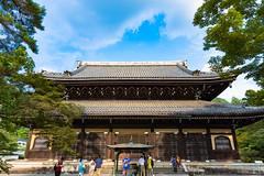 Nanzenji Temple (Hiro_A) Tags: nanzenji kyoto japan temple historical old architecture landmark zen nikon d7200 sigma 1770mm 1770