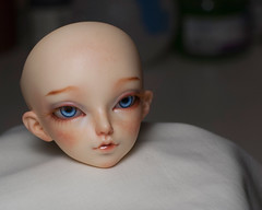 Face-up comission (olesyagavr) Tags: fairyland minifee rheia