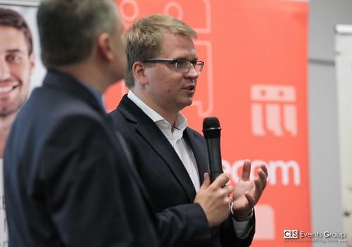 Kyiv, BIT-2016 Forum
