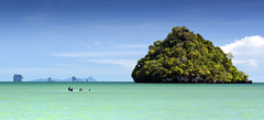 Paradise (inthestride) Tags: krabi thailand ocean sea beach island swim water good beautiful landscape canon 5d 50mm flscher inthestride tropical asia summer travel