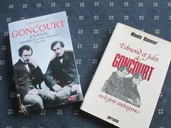 Edmond et Jules de Goncourt (elisabeth D.) Tags: journal japon littrature mmoires collectionneurs frresgoncourt 18511865