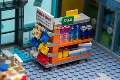 LEGO 71016 Simpsons Kwik-E-Mart (vynsane) Tags: lego review simpsons preview tnb kwikemart 71016 toysnbricks