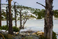 Lagunas de Neila (Burgos) (_JMG_) Tags: naturaleza snow nature nikon snowy nieve paisaje laguna burgos nevado lagunas neila 18140 d7100