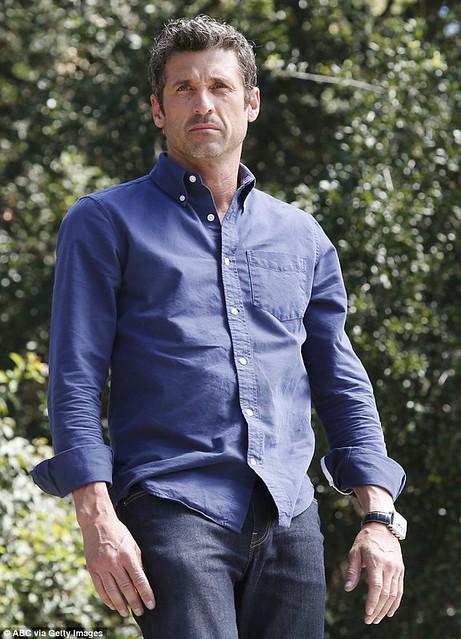 Patrick Dempseys Greys Anatomy character Dr Derek Shepherd killed off
