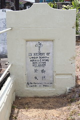Lapeyrouse Cemetery (Ray Cunningham) Tags: cemetery grave port spain wing trinidad caribbean norma lapeyrouse