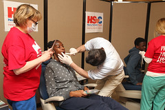 NPHW Health Fair 041615 -28 (hofstrauniversity) Tags: light public tongue female mouth lights check fair dental health doctor africanamerican flashlight females doctors dentist assistant healthfair flashlights assistants blackperson checkup publichealth 2015 tonguedepressor depressor dentalcheckup femalestudent dentalassistants 042615 blackstudent personblack femaledentist nationalpublichealth africanamericanstudent nphw studentfemale nationalpublichealthweek studentblack nphwfair nphwhealthfair africanamericanperson femaledentalassistants personafricanamerican maledentist studentafricanamerican