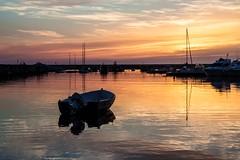 ....... (Fr@tes) Tags: sunset sea canon eos sand barca tramonto mare ship campania estate barche explore napoli acqua bacoli sabbia pozzuoli baia campiflegrei montediprocida