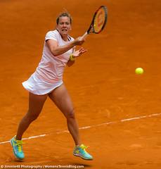 Barbora Strycova (Jimmie48 Tennis Photography) Tags: madrid spain tennis wta 2015 mutuamadridopen barborastrycova